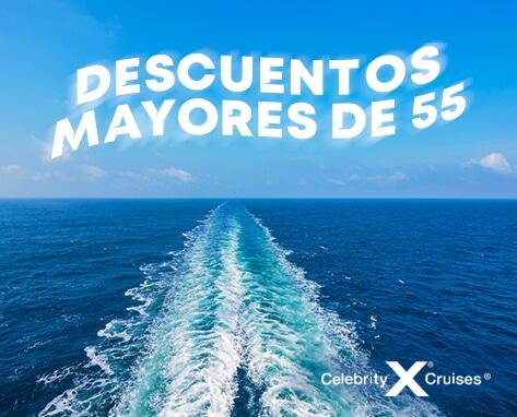 Cruceros Mayores de 55